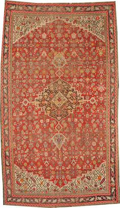 Karabagh long carpet  size approximately 7ft. x 12ft. 3in.