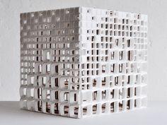 Larameeee:  architecture model box