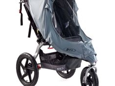BOB Stroller Weather Shield Accessory - Do you really need one if renting a stroller?