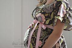 Designer Hospital Gowns!