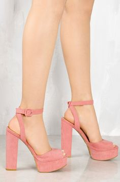 Lola Shoetique - Level With Me - Rose, $31.99 (http://www.lolashoetique.com/level-with-me-rose/)