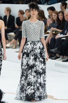 Chanel Fall 2014 Couture – Vogue so pretty