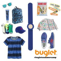 kids, style, Summer camp blue accesories. Protect your kids from mosquito bites. Mosquito repellent bracelet. Check our IG @bugletus for more details on other brands pictured