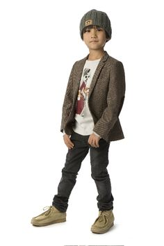 Appaman Kids Mens Soft Professor Blazer Elbow Detail Toddler//Little Kids//Big Kids