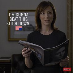 House of Cards - Jackie