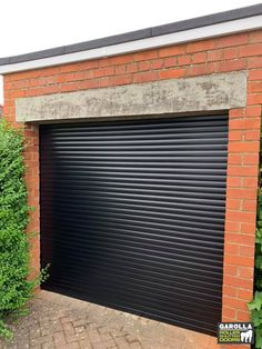 Electric garage roller doors from Garolla come in 21 shades & 2 finishes. Remote-controlled Roller Garage Doors allow you to enter your garage in style. Click the link to see our roller door prices. Roller Doors, Roller Shutters, Black Garage Doors, Electric Rollers, Door Price, Roller Shades, Curb Appeal, Remote, Architecture