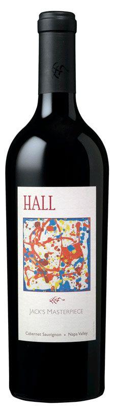 Hall Wines Jack Masterpiece: Jack's Masterpiece Cabernet Sauvignon - One of my very, very, very favorites.