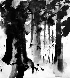Hiroko Imada | into the wood