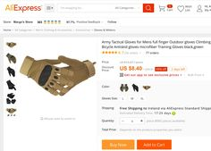 As I can't afford the Petzl gloves (£35 and upwards! 😳) I'm going with these from AliExpress instead and will modify them   https://www.aliexpress.com/item/Outdoor-tactical-gloves-full-finger-army-gloves-Camping-hiking-Bicycle-gloves-sports-microfiber-mens-sports-gloves/32755788013.html
