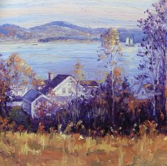 February 16, 2013 Some of My Most Favorite Paintings Still Available! | Plein Aire in Maine