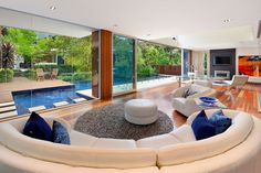 ♥ Wahroonga House by Darren Campbell Architect (7)