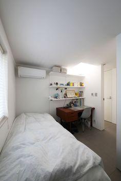 子供部屋事例:ベッドルーム1(中野島の家)