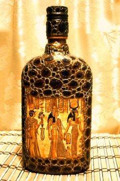 Наталья Никушина (Золотницких) - Графины, бутылки, вазы.   OK.RU