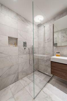beautiful wet room