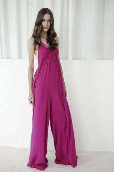 Louis Vuitton Resort 2009 Fashion Show - Amanda Laine