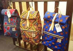 @ møe ⛅ fσℓℓσω мє for more! African Inspired Fashion, African Print Fashion, Africa Fashion, African Accessories, African Jewelry, Fashion Accessories, Fashion Jewelry, Ankara Bags, Ankara Dress