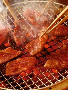 Yakiniku - Japanese Barbecue!!! Very yummy!
