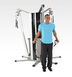 exercise machine pulleys