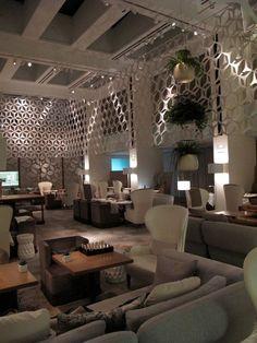 Mandarin Oriental Hotel, Barcelona, Spain by Patricia Urquiola