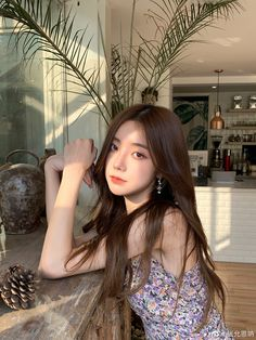 Pretty Korean Girls, Cute Korean Girl, Asian Girl, Ulzzang Hair, Ulzzang Korean Girl, Korean Beauty, Asian Beauty, Uzzlang Girl, Girls World