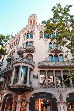 <br> 2 days in Barcelona are enough to taste a little of: the medieval atmosphere of the Gothic Quarter, Gaudis avant-garde architecture Barcelona Tourist Attractions, Barcelona Travel, Barcelona Spain, Barcelona City, Places To Travel, Travel Destinations, Places To Visit, Travel Aesthetic, Spain Travel