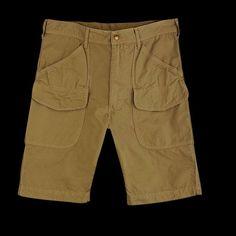 el pantolon corto