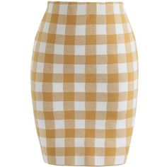 We dare you to slay a mini-skirt this winter. Give plaid a saucy remix with this fun bud skirt in yellow. Stay warm and chic by pairing this skirt with thick…
