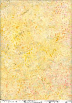 Speckled Batik Fabric in Soft Peach Gold and Yellow | eBay