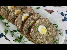 DROB DE PUI CU PIEPT  DE PUI  PIPOTE SI FICATEI Romanian Food, Meatloaf, Make It Yourself, Breakfast, Youtube, Honey, Sweets, Drink, Food