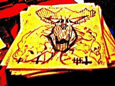 CHAGO MAN EN BOLA DE HUMO by SANTIAGOLOPEZ33.deviantart.com