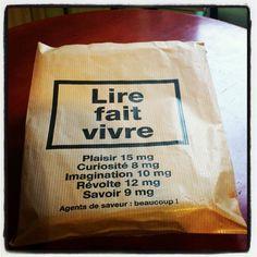 lireFaitVivre