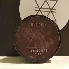 Yes the release of Fire has completed the Runesilk Elements range. I love this brand, they haven't so far put a foot wrong but this scent isn't for me! Beard Soap, Beard Shampoo, Beard Balm, Argan Oil, Jojoba Oil, Beard Butter, Mustache Wax, Sweet Almond Oil, Beards
