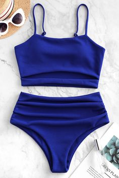Fashion Women 2020 New Swimwear Boutique Bathing Suits Light Blue Bikini Cute Ba Summer Bathing Suits bathing Bikini BLUE Boutique Cute fashion Light suits swimwear women Bathing Suits For Teens, Summer Bathing Suits, Cute Bathing Suits, Summer Swimwear, Bathing Suit Covers, Vintage Bathing Suits, Retro Swimwear, Cute Swimsuits, Women Swimsuits