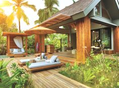 Madam Zabre Spa Retreat Seychelles