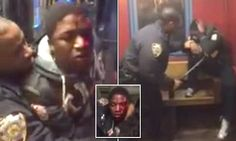 Man launches $3 million police brutality lawsuit after he was allegedly battered with a nightstick