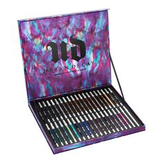 37d35d182 Urban Decay 24 7 Eye Pencil Vault is here for the Holidays! Get it