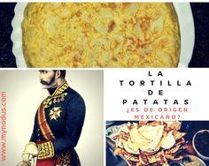 ¿La tortilla de patatas es de origen mexicano? La tortilla de patatas es uno de los platos más típicos de la cocina española, en el siguiente artículo te invitamos a descubrir el origen de uno de nuestros platos más conocidos internacionalmente, sobre el cual existe mucha controversia. Lee el artículo completo en: https://www.mynodus.com/blog/?p=797 Si te ha gustado el artículo te invitamos a compartirlo! 🙌 🔝🔝👍👟☀🔝🔝 Descubre más posts como este en: https://www.mynodus.com