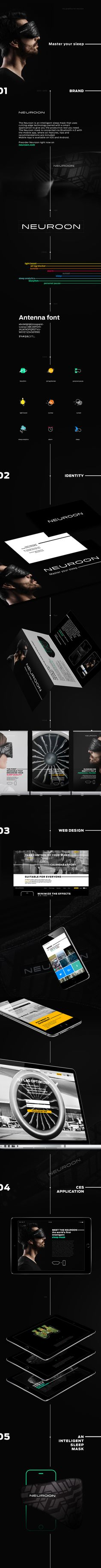 Neuroon on Behance