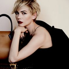 Michelle Williams looking simply stunning.