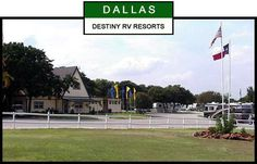 Family Fun awaits at Destiny Dallas RV Resort Texas Rv Parks, Port Lavaca, Rv Parks And Campgrounds, Adventure Awaits, Home And Away, Destiny, Dallas, Road Trip, Resorts
