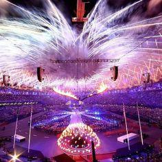 closing ceremony London Olympics 2012