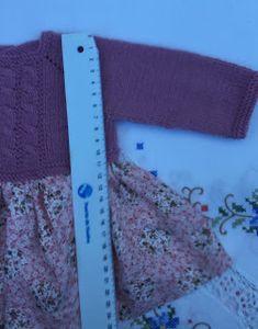 Blog Abuela Encarna Lana, Bb, Symbols, Knitting, Mauve Dress, Toddler Girls, Knit Shorts, Baby Vest, Baby Boy Sweater