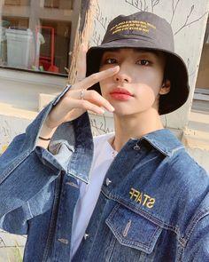 Hyunjin up on Ig Fond Tie Dye, K Pop, Fandom, Lee Know, Kpop Boy, South Korean Boy Band, Boyfriend Material, K Idols, Baby Photos