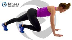 Ultimate HIIT Workout for People Who Get Bored Easily - Fat Burning HIIT...26min