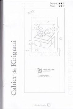 Bildergebnis für kirigami vorlagen