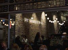 Ter Marsch & Co, waar je nu officieel de beste hamburgers van Nederland kunt eten.