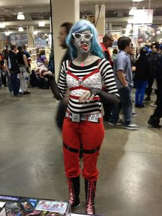 Monster High Ghoulia Yelps cosplay by esmereldes, via Flickr