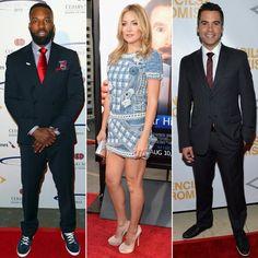 Pin for Later: Diese Stars haben zusammen die Schulbank gedrückt Baron Davis, Kate Hudson und Cash Warren Das Trio ging auf die gleiche High School in Santa Monica.