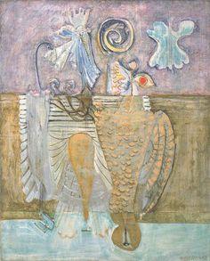 Mark Rothko, 1944 Hierarchical Birds