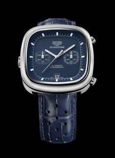 Tag Heuer Silverstone Blue Chronograph